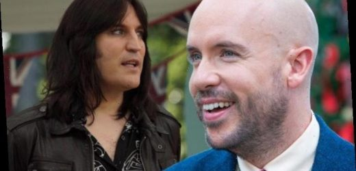 Noel Fielding to miss Great British Bake Off festive special as he's replaced by Tom Allen