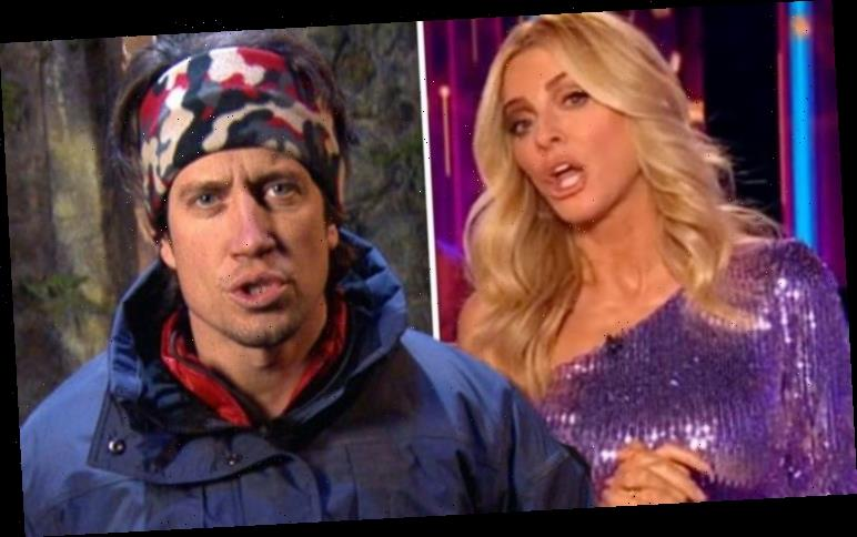 Tess Daly references separation from Vernon on Strictly as she almost 'breaks BBC rules'