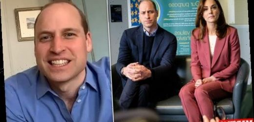 Prince William was WRONG to keep Covid secret, suggests Royal expert
