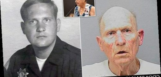 Golden State Killer arrives in prison to start life sentence