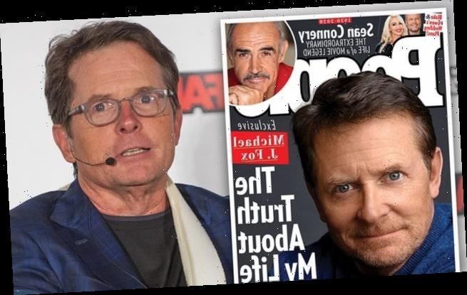 Michael J. Fox reveals his 'darkest moment'