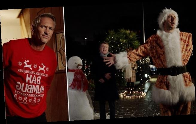 A Sausage Ca-Roll! Walkers releases its Christmas advert