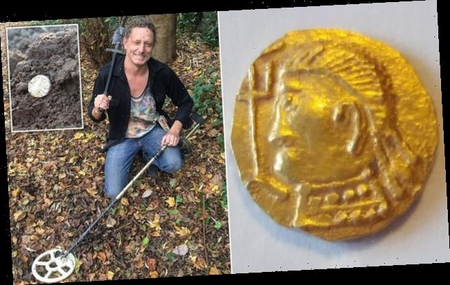 Anglo-Saxon penny dating from 640AD unearthed by detectorist in Essex
