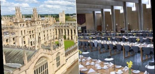 Oxford students vote to BAN beef and lamb from campus canteens