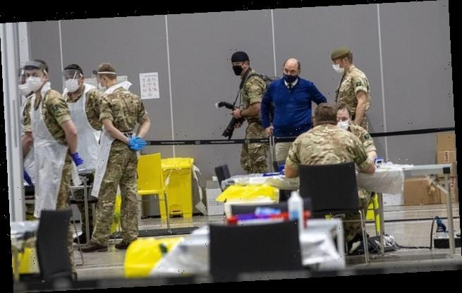 Mass Covid testing set to be offered in ALL Tier Three lockdown areas