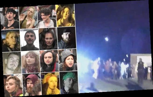 Police release images of 38 revellers after illegal rave near Bristol