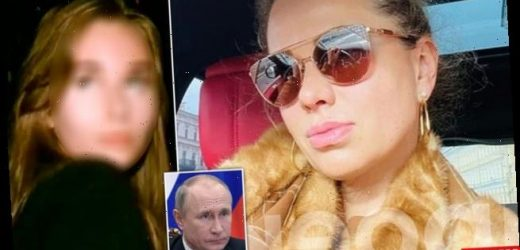 Putin's 'love child', 17, 'dreams of living in London or New York'
