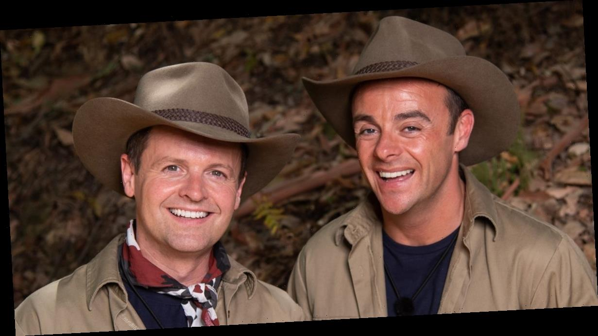 Do Ant and Dec live next door to each other when they are not filming I'm A Celebrity?