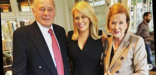 'She will be missed forever': Sam Armytage pays tribute to her mother