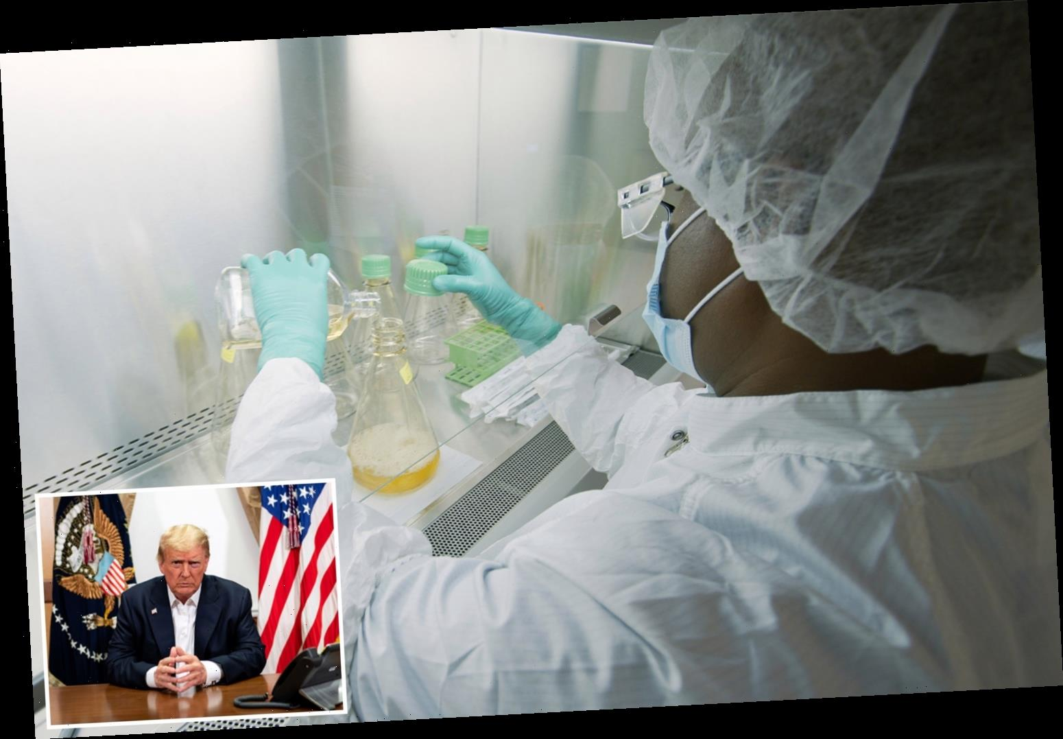 Trump's 'miracle' coronavirus treatment to be shipped IMMEDIATELY as FDA grants approval in second Covid breakthrough