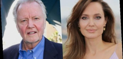Angelina Jolie Praised After Father Jon Voight Posts Pro-Trump Video
