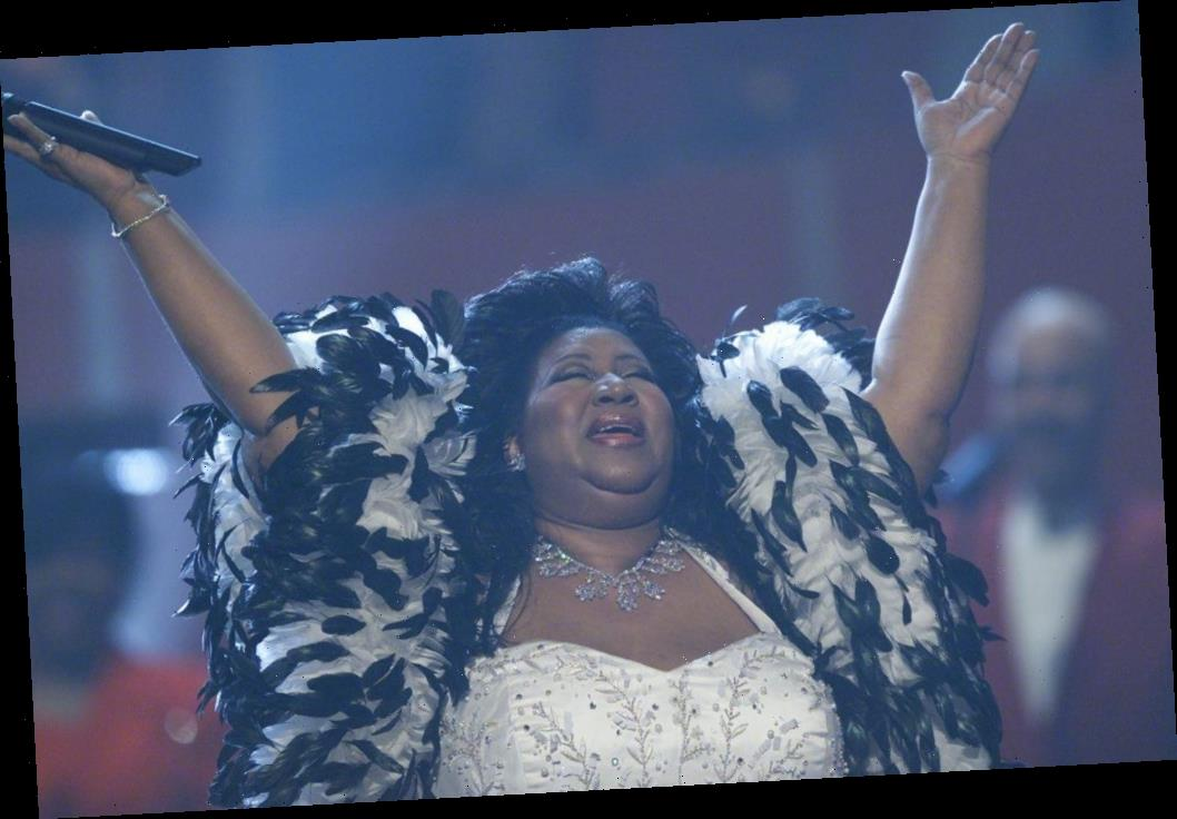 Inside Aretha Franklin's Legendary Last-Minute Grammys Performance
