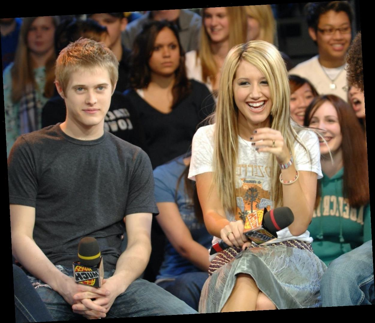 Ashley Tisdale and Lucas Grabeel 'Hated Each Other' During 'High School Musical'