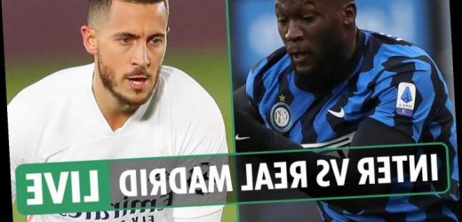 Inter Milan vs Real Madrid LIVE: Stream FREE, TV channel, team news and kick-off time – Champions League latest updates