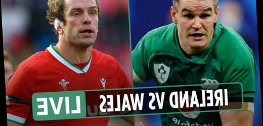 Ireland vs Wales rugby: TV channel, live stream FREE, teams and kick-off time for Autumn Nations Cup game – The Sun