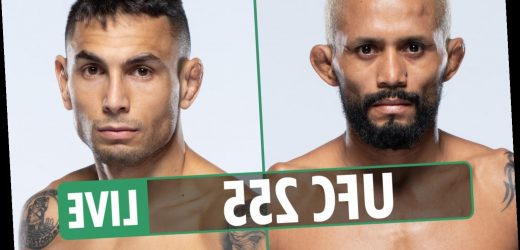 UFC 255 RESULT – Figueiredo beats Perez and Shevchenko retains flyweight title – LIVE REACTION – The Sun