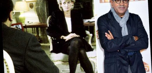 Martin Bashir faces police probe over his Princess Diana Panorama interview