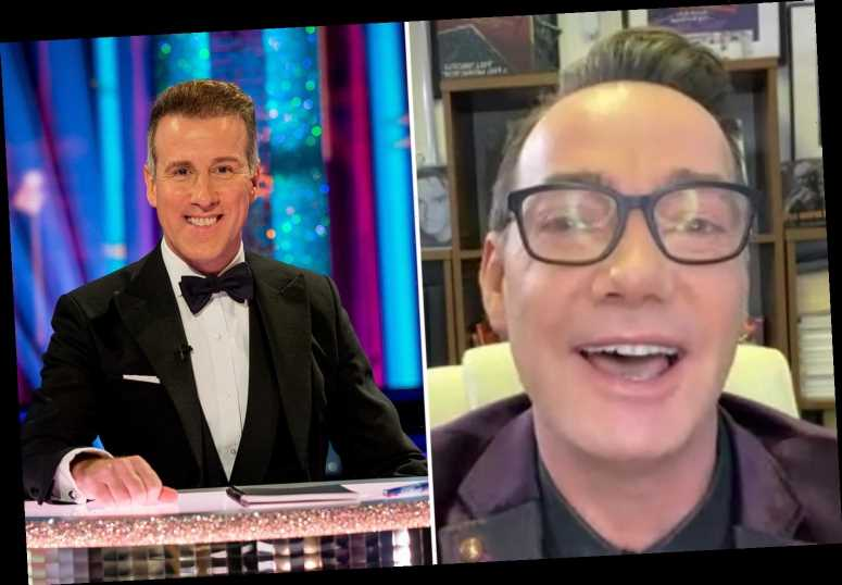 Strictly's Craig Revel Horwood compares Anton DuBeke to Trump and says he'll be 'hard to remove' from judging panel