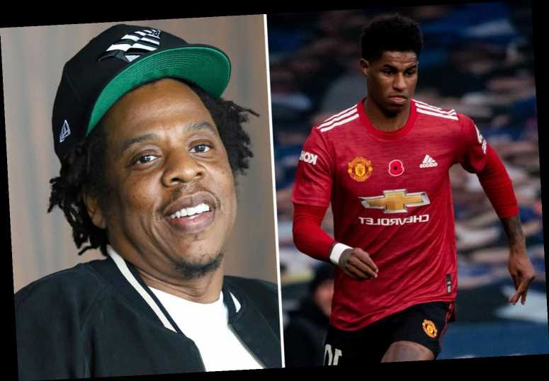 Marcus Rashford set for global superstardom after getting go-ahead to trademark his name in the US