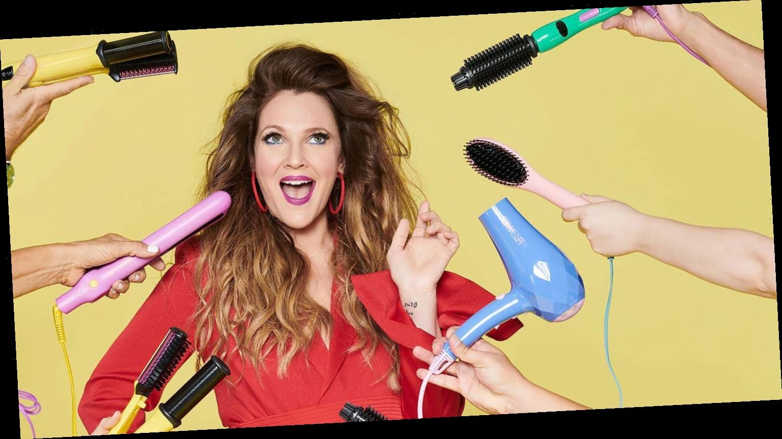 Drew Barrymore Gives Us an Inside Peek at Her Latest Flower Beauty Campaign
