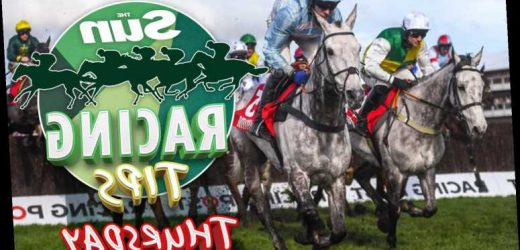 Horse racing tips today: On a hot streak with £200 profit in nine days, Templegate reveals Nap and bets for Thursday
