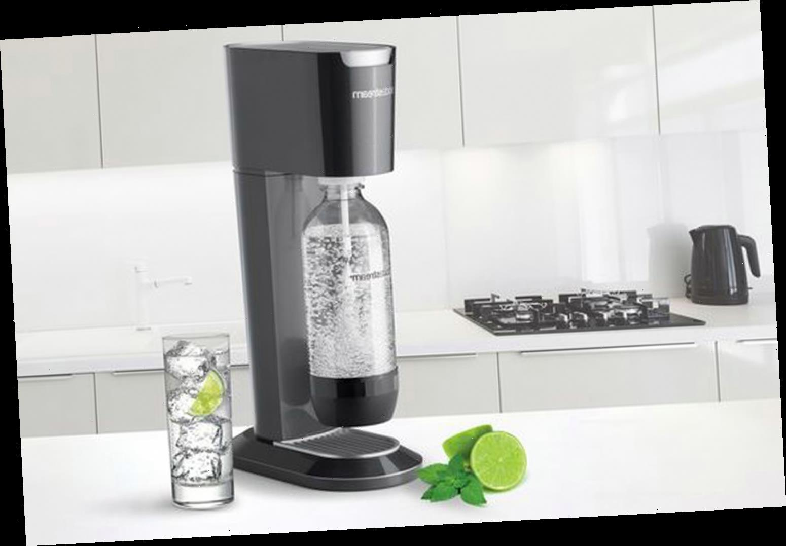 SodaStream's Sparkling Water Maker is now half price thanks to Currys Black Friday offer