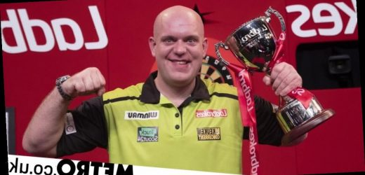 Van Gerwen offers King advice after heated Players Championship Finals win