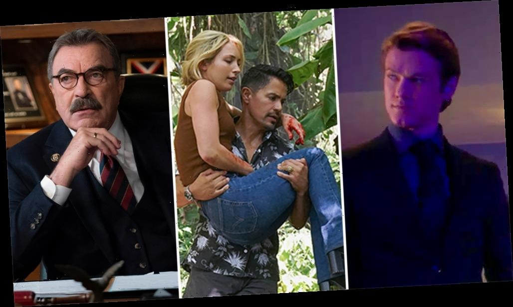 CBS Sets Premiere Dates For Friday Night Series 'MacGyver', 'Magnum P.I.', 'Blue Bloods'