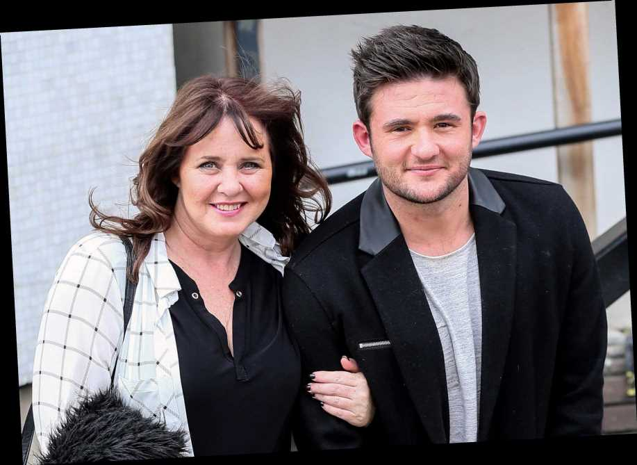 I'm A Celeb star Shane and Coleen Nolan's son Shane Nolan is changing his name back to Richie to support dad