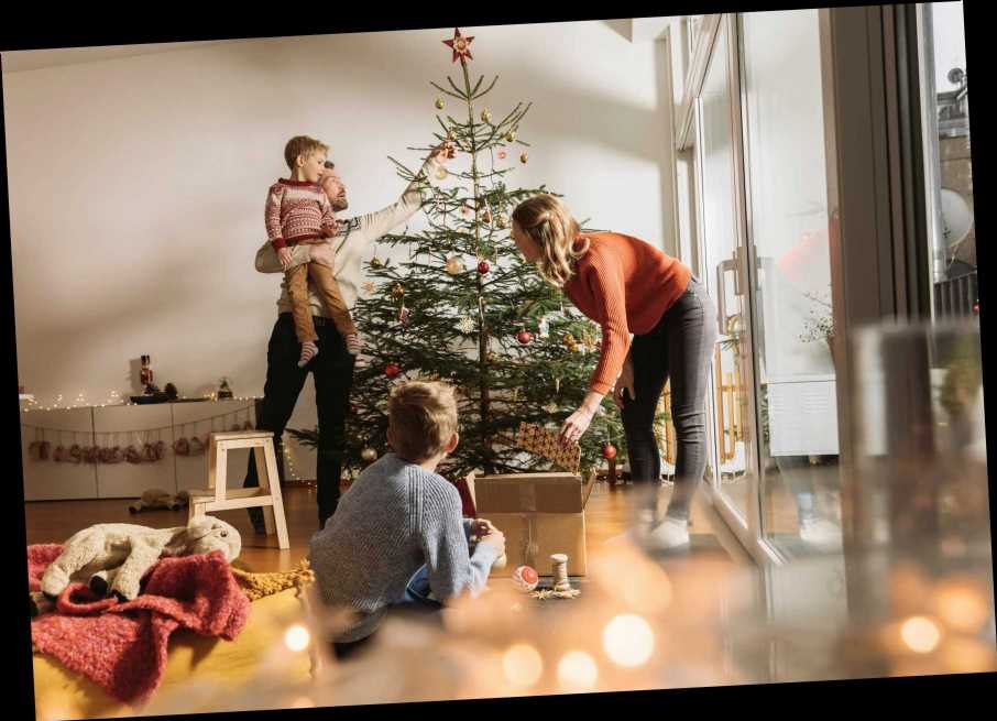 Mums say putting your Christmas tree up before December means you're 'tacky' – but wait too long and you're a 'Grinch' – The Sun