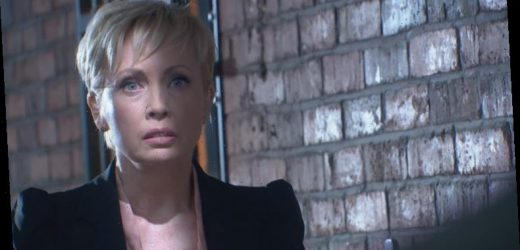 Hollyoaks' Marnie Nightingale in danger as she confronts drug lord Victor to save Juliet