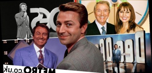 Des O'Connor's TV career from Countdown to chat shows after presenter dies