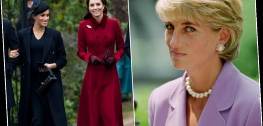Princess Diana Would Have Been 'Rather Jealous' of Both Kate Middleton and Meghan Markle, Friend Says
