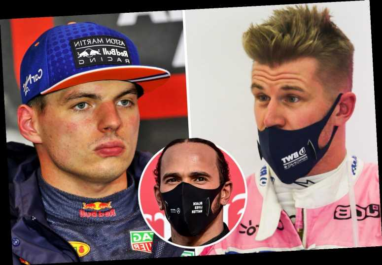 Six drivers who could replace Lewis Hamilton at Mercedes including Verstappen if Brit superstar refuses to sign new deal