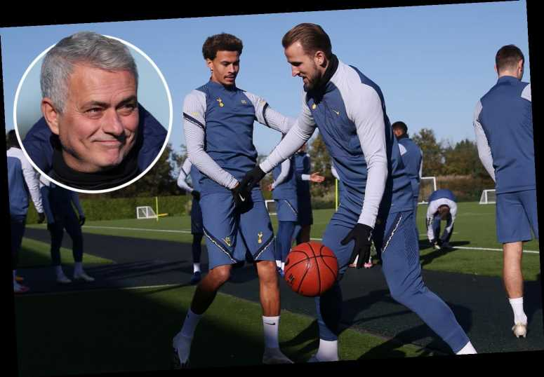 Jose Mourinho slams Harry Kane dive claims and points to Liverpool, Man Utd and City's 'clever' stars who win penalties