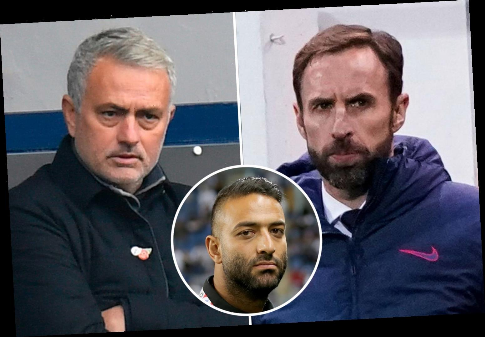 Ex-Middlesbrough star Mido tells England to SACK Southgate and hire Jose Mourinho for Euro 2020 in astonishing rant