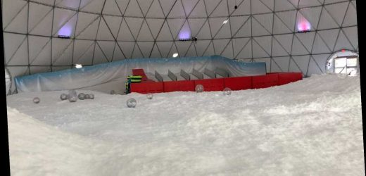 Florida's 1st snow park cuts hours after underestimating amount of snow needed