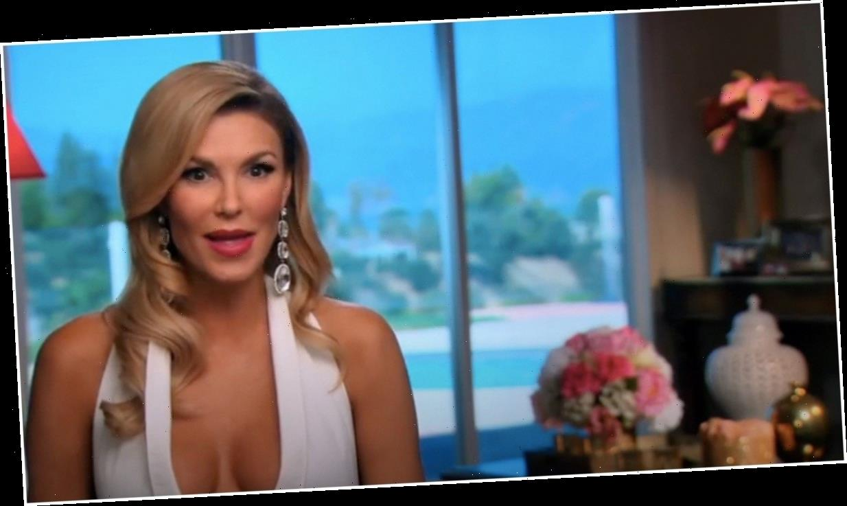 Former Real Housewives of Beverly Hills star Brandi Glanville dreamed she returned to the show