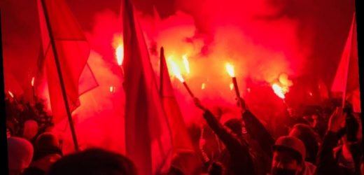 'Normal family – strong Poland': Independence Day march draws thousands despite ban