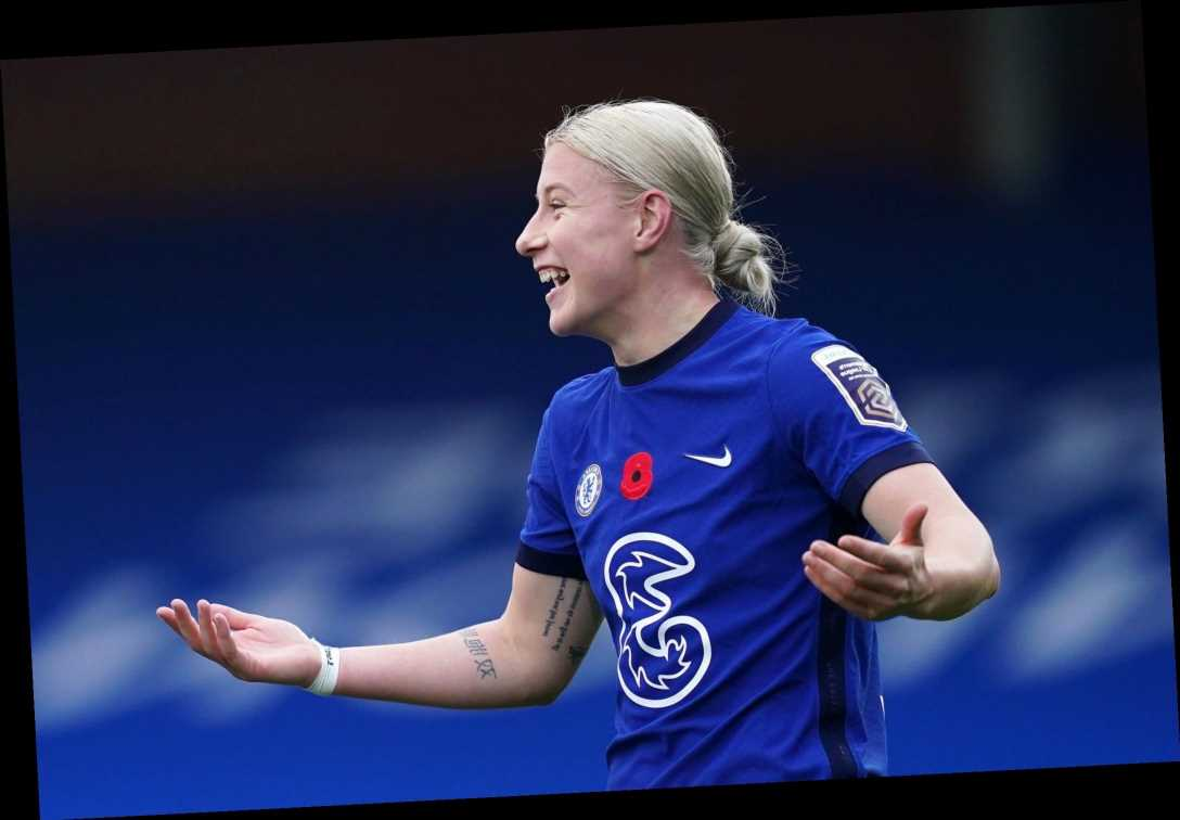 Chelsea boss Emma Hayes urges Beth England to build on lethal form after Blues thrash Everton 4-0