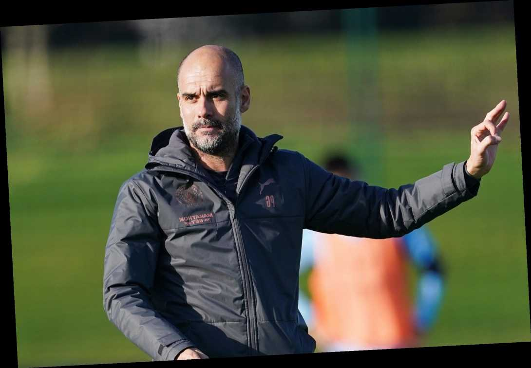 Pep Guardiola 'moves closer' to agreeing new Manchester City contract with current deal up at end of the season