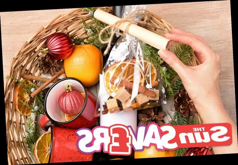 Get your Christmas gifts sorted early with top tips for making a great DIY hamper