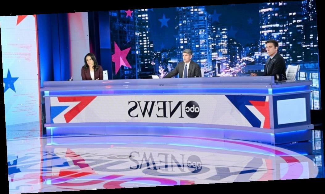 ABC & NBC Lead Broadcast Networks In Early Election Night 2020 Ratings