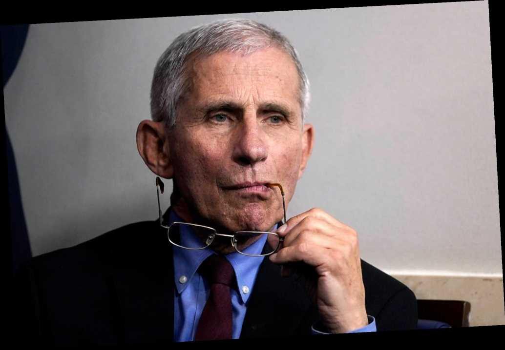 Anthony Fauci's new COVID-19 guidance: 'Do what you're told'