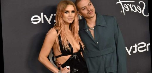 Ashlee Simpson and Evan Ross Welcomed a Son
