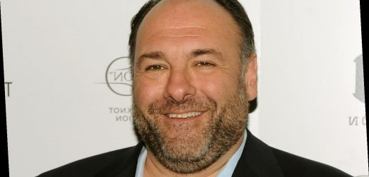 Who was James Gandolfini married to at the time of his death?