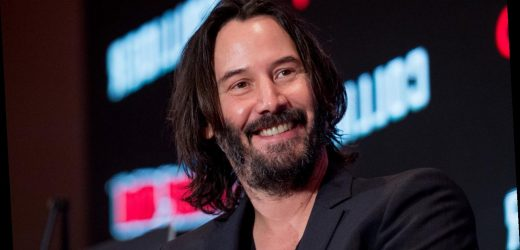Here's how much Keanu Reeves is really worth