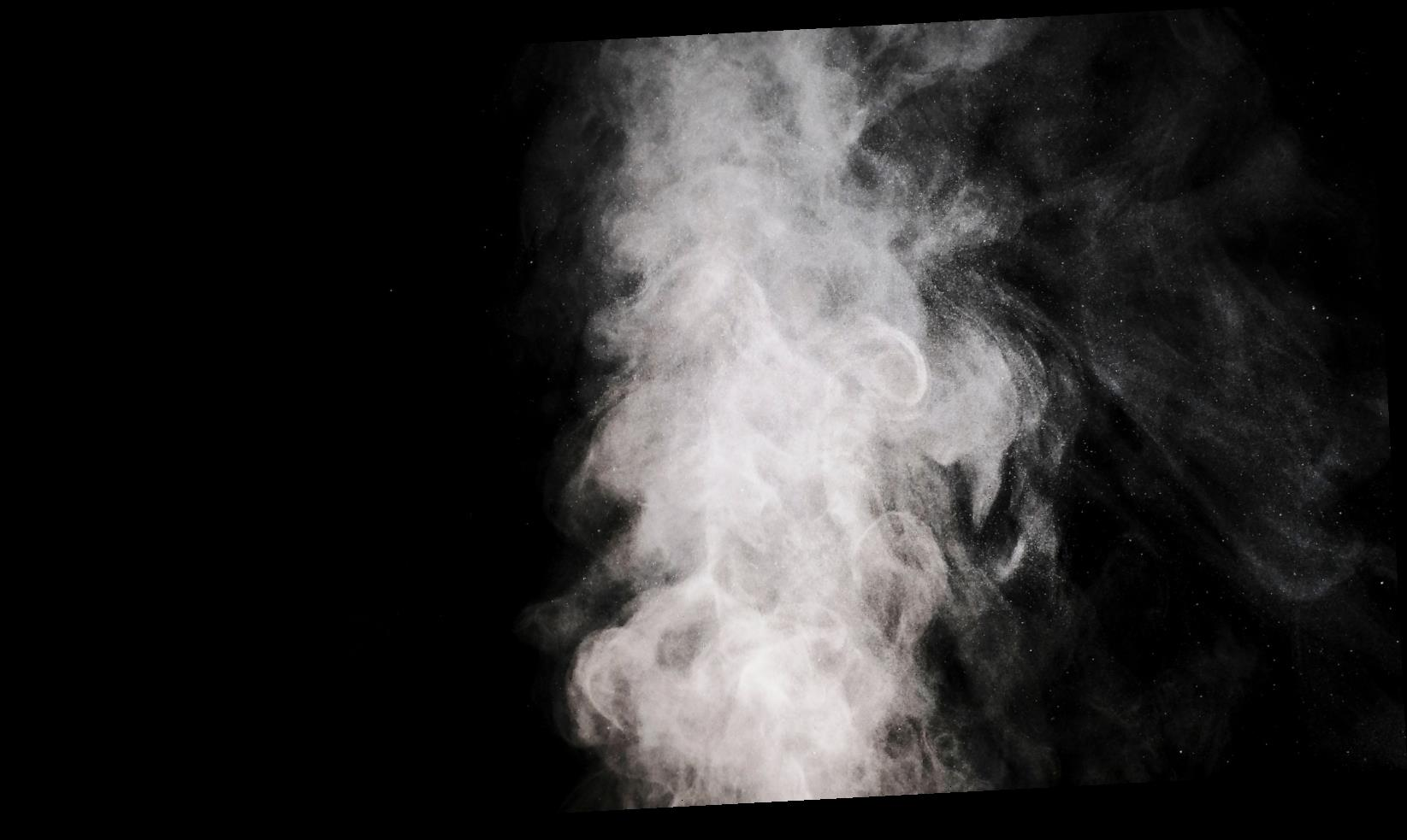 Here's what happens when your skin's been exposed to smoke