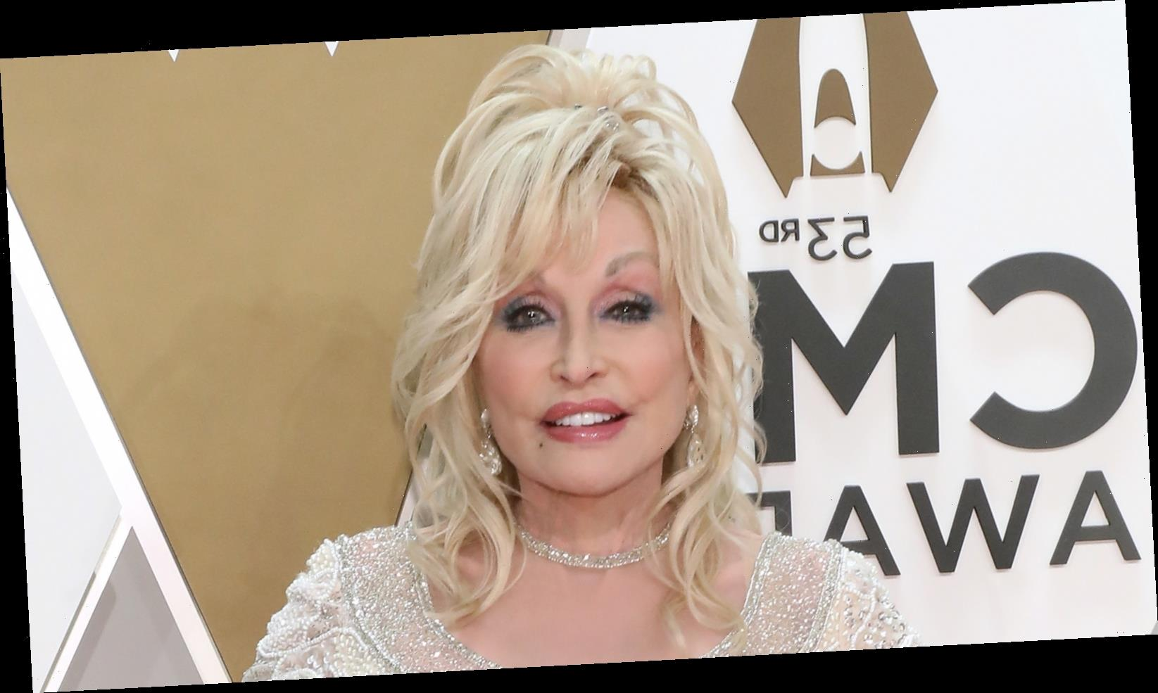 Dolly Parton opens up about her decision not to have kids