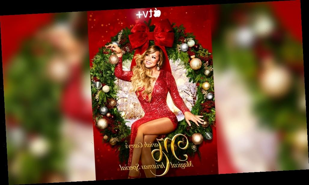 Mariah Carey's AppleTV+ Christmas Special Reveals Premiere Date, Guest Lineup & 'Oh Santa!' Collaboration With Ariana Grande & Jennifer Hudson